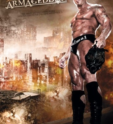 Wwe Armageddon 2007 Dvd Cover