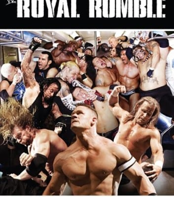 Wwe Royal Rumble 2008 Dvd Cover