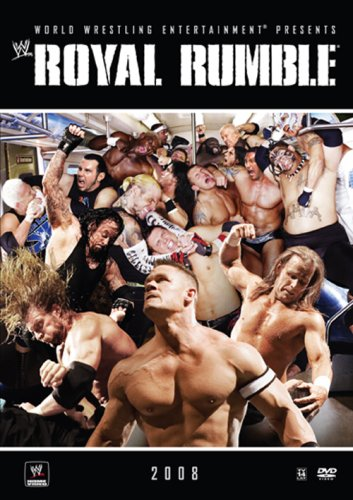 Wwe Royal Rumble 2008 Dvd Cover