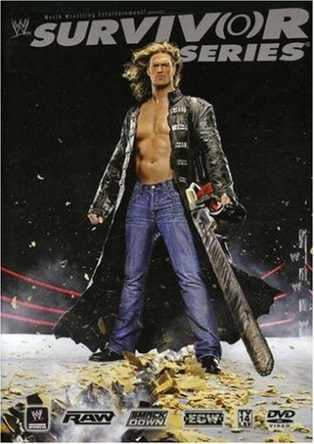Wwe Survivor Series 2007 Dvd Cover