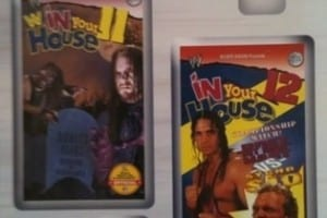 Wwe Tagged Classic In Your House 11 12