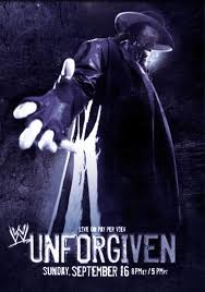 Wwe Unforgiven 2007 Dvd Cover