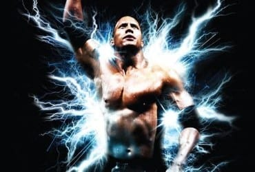 The Rock The Most Electrifying Man In Sports Entertainment Dvd Cover