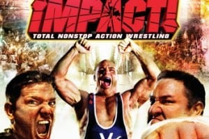 Tna Impact Video Game Cover