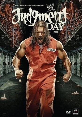 Wwe Judgement Day 2008 Dvd Cover