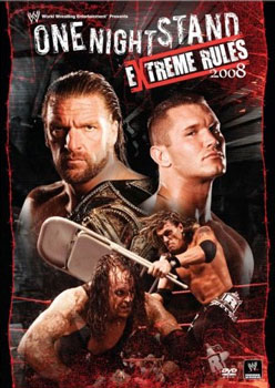 Wwe One Night Stand 2008 Dvd Cover