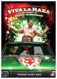Wwe Viva La Raza The Legacy Of Eddie Guerrero Dvd Cover