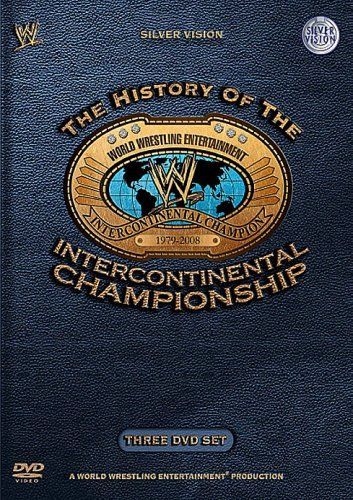The History Of The Intercontinental Championship Dvd Cover