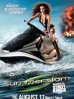 Wwe Summerslam 2008 Dvd Cover 0