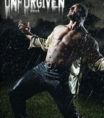Wwe Unforgiven 2008 Dvd Cover