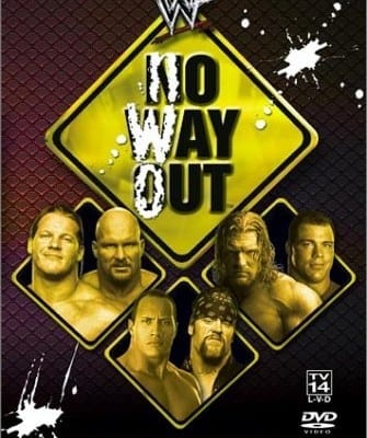 The Road Through The Past Wwe No Way Out 2002 Cover