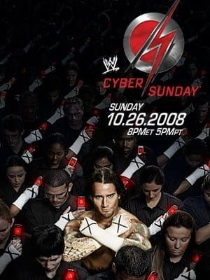 Wwe Cyber Sunday 2008 Dvd Cover 1