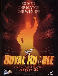 Wwf Royal Rumble 2002 Cover