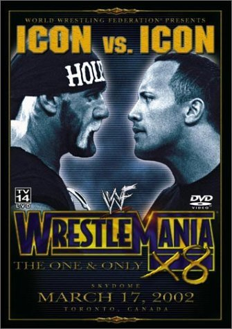 Wwf Wrestlemania X8 Cover