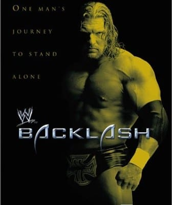 The Road Through The Past Wwe Backlash 2002 Cover