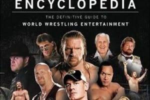 Wwe Encyclopedia Book Cover