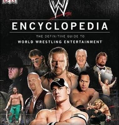 Wwe Encyclopedia Book Cover
