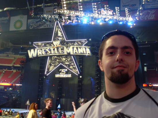 Wwe Wrestlemania 25 1
