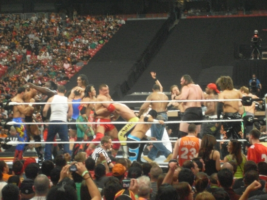 Wwe Wrestlemania 26 3