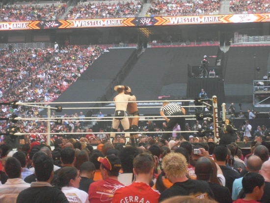 Wwe Wrestlemania 26 6