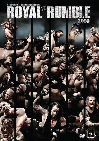 Wwe Royal Rumble 2009 Dvd Cover
