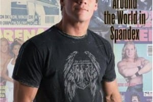 Chris Jericho A Lions Tale Around The World In Spandex Book Cover