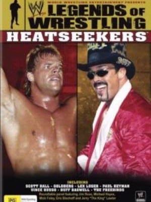 Legends Of Wrestling Heatseekers Dvd Cover