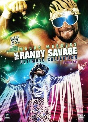 Wwe Macho Madness The Ultimate Randy Savage Collection Dvd Cover 0