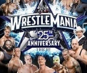 Wwe Wrestlemania 25 Dvd Cover