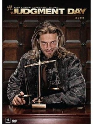 Wwe Judgement Day 2009 Dvd Cover