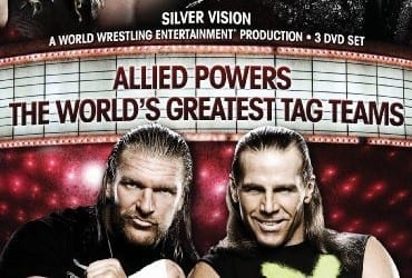 Wwe Allied Powers The Worlds Greatest Tag Teams Dvd Cover