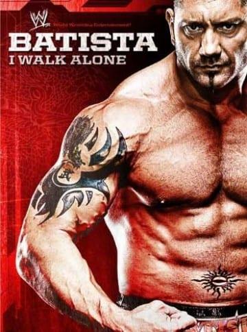 Wwe Batista I Walk Alone Dvd Cover