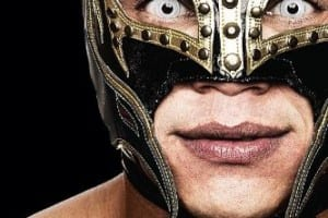 Wwe Rey Mysterio Behind The Mask Book Cover