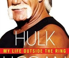 Hulk Hogan My Life Outside The Ring Book Cover