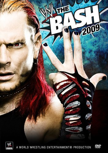 Wwe The Bash 2009 Dvd Cover