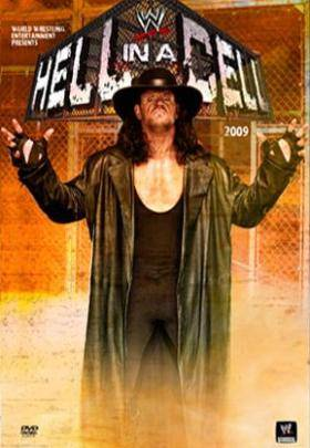 Wwe Hell In A Cell 2009 Dvd Cover