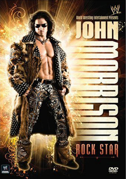 Wwe John Morrison Rock Star Dvd Cover