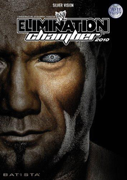 Wwe Elimination Chamber 2010 Dvd Cover