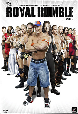 Wwe Royal Rumble 2010 Dvd Cover