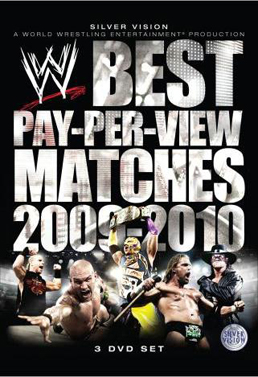 Wwe Best Ppv Matches Of The Year 2009 2010 Dvd Cover