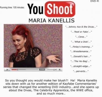 Maria Shoot Dvd