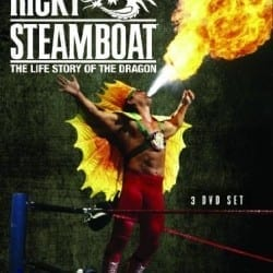 Ricky Steamboat Dvd