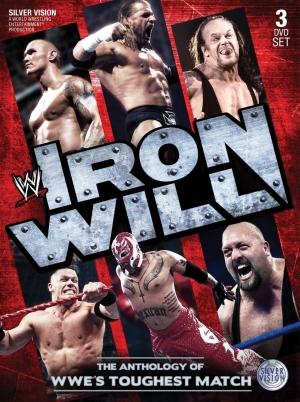 Wwe Elimination Chamber Dvd Iron Will