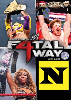 Wwe Fatal 4 Way Dvd Cover