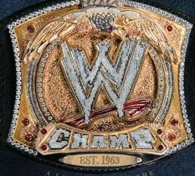 Wwe Championship Book