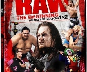 Wwe Raw 1 2 Dvd