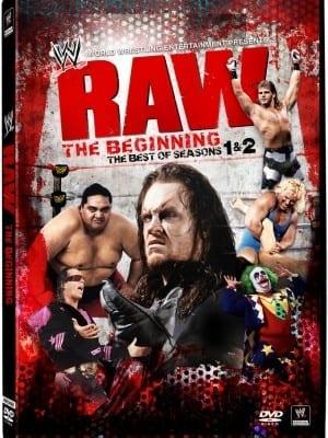 Wwe Raw 1 2 Dvd