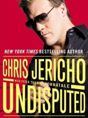 Chris Jericho Book Undisputed