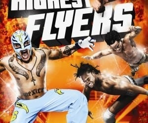 Wwe High Flyers Dvd