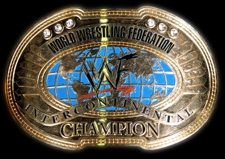 WWF J-Mar Intercontinental Title Belt Update